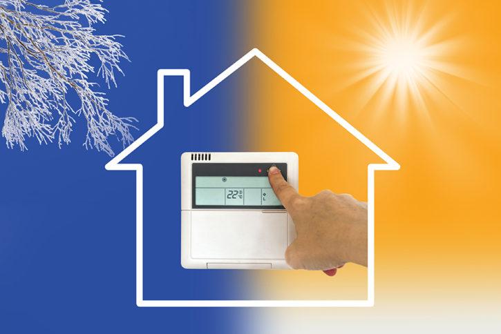 aire acondicionado hogar xora filma